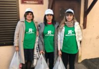 Волонтеры – детям: в Кисловодске добровольцы помогли клубу Парус