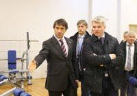 Министр спорта РФ побывал на тренировках национальных сборных
