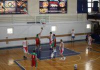 В Кисловодске стартовал турнир ветеранов по баскетболу