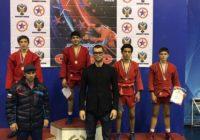 Самбист из Железноводска завоевал золото Первенства СКФО
