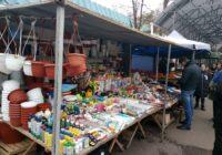Несанкционированная торговля в Ессентуках стала крупногабаритной