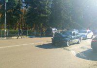 ДТП возле музыкальной школы в Кисловодске