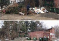 В Кисловодске ликвидировано 12 крупных стихийных свалок