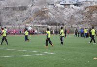 Футбольный декабрь стартовал в Кисловодске