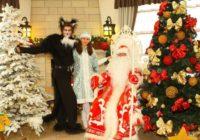 Поселок Капельница превратится в Резиденцию Деда Мороза