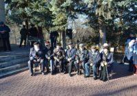 Ветераны и молодежь Кисловодска провели патриотическую акцию