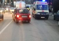 В Кисловодске ребенок попал под колеса автомобиля