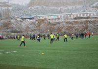 Кисловодск отмечает Всемирный День футбола
