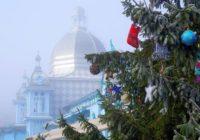 Огни на главной елке Железноводска зажгутся 13 декабря