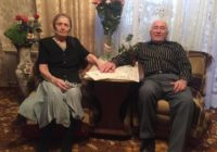 Бриллиантовую свадьбу отпраздновала почтенная семья Омельченко