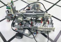 11-летний изобретатель из Железноводска придумал робота-уборщика