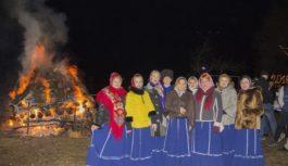 В крещенскую ночь в Ессентуках зажгут большой костер