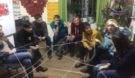 Коммуникативный тренинг для волонтеров