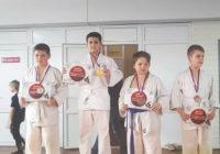 Разноцветие медалей завоевали дзюдоисты из Железноводска