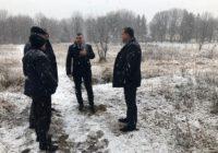 Глава Минстроя края осмотрел место закладки ФОКа в Ессентуках