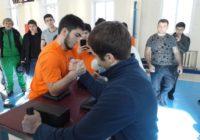В Кисловодске определяли самых сильных и ловких студентов