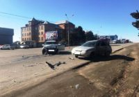 В Пятигорске в результате аварии пострадали 3 человека