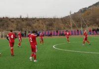 Контрольный матч для пятигорских футболистов