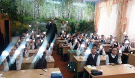 Светоотражающий урок прошел в Пятигорске