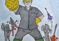 Вопросы безопасного труда поднимут дети