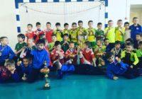 В Кисловодске завершился городской турнир по мини-футболу