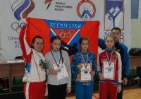 Ессентукские тхековндисты привезли из Черкесска 9 медалей