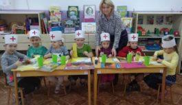 В ессентукском детском саду открылась Книжкина больница
