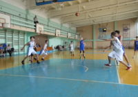 Спортивная мозаика: баскетбол, волейбол
