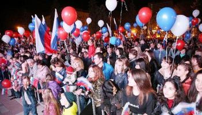 присоединение Крыма