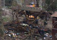 Большая весенняя уборка в Железноводске продолжается