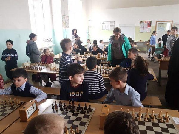 шахматистов