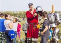 Рыцарский турнир и средневековый пир стартует в Железноводске