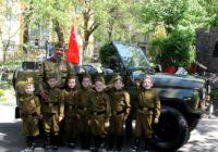 В детских садах Ессентуков провели больше сотни победных акций.