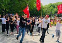 Забег Победы в Железноводске