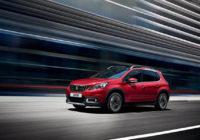 Peugeot 2008 — эстетическое наслаждение