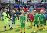 Фестиваль детских футбольных команд пройдет в Кисловодске