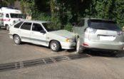 В Пятигорске в результате автоаварии пострадали два человека.