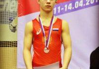 Борец из Железноводска вошел в состав национальной сборной