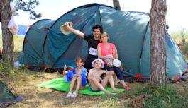 Туристкий фестиваль соберет семьи со всей России