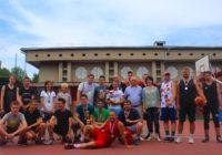 В Кисловодске прошёл турнир по стритболу на призы городской Думы