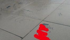 Расписавших мемориал в Пятигорске вандалов ждет наказание