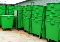 Кому приобретать контейнеры для сбора ТКО?