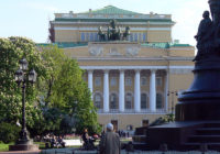 Отпуск для театралов в Санкт-Петербурге.