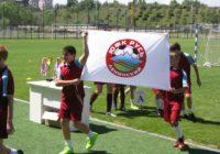 Краевой этап фестиваля Дворовой футбол