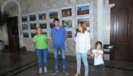 Фотовыставка Заповедное Ставрополье открылась в Кисловодске
