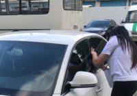 Неоплаченный долг обернулся арестом премиальной иномарки