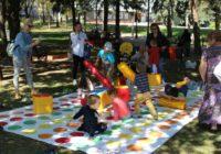 Семейный фестиваль прошел в Кисловодске в День города