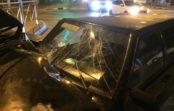 В Кисловодске вечером понедельника произошло серьезное ДТП