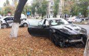 В Пятигорске в результате ДТП пострадала пассажир