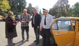 Акция Ребенок в такси прошла в Пятигорске